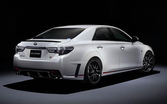 Toyota Mark X 2