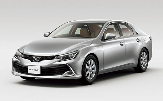 Toyota Mark X 10