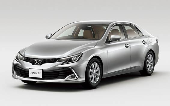 Toyota Mark X 10