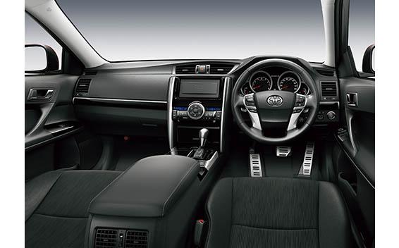 Toyota Mark X 18