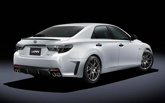 Toyota Mark X 24