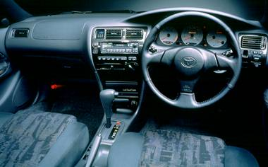 Toyota Corolla Touring Wagon 2