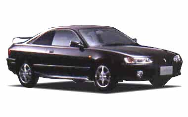 Toyota Corolla Levin FZ AT 1.5 (1998)