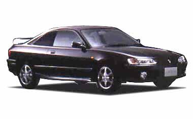 Toyota Corolla Levin 1