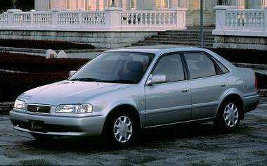 Toyota Sprinter Sedan SE-VINTAGELSELECTION4WD AT 1.6 (2000)