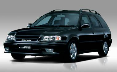 Toyota Sprinter Carib S TOURING AEROSPORT LIMITED4WD(AT 1.6) (2001)