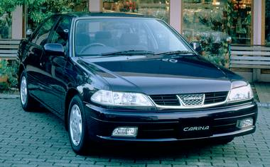 Toyota Carina Ti S SELECTION4WD MT 2.0 (2001)