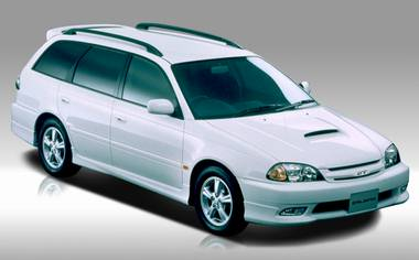 Toyota Caldina GT4WD AT 2.0 (2000)