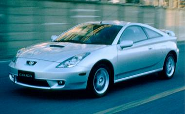 Toyota Celica SS-IISUPER STRUT PACKAGE AT (1999)