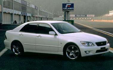 Toyota Altezza AS200 Z EDITION AT (2000)