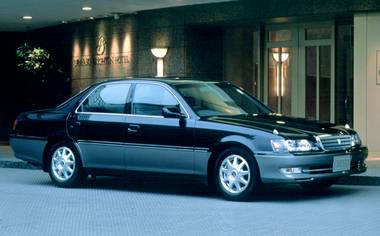 Toyota Cresta SUPER LUCENT Four4WD AT 2.5 (2000)