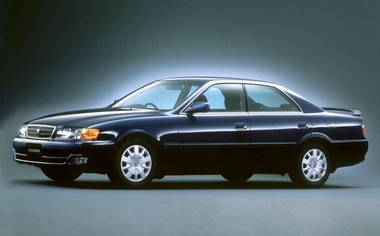 Toyota Chaser AVANTE FOUR LORDLY 4WD AT 2.0 (2000)
