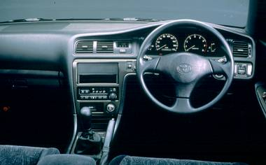 Toyota Chaser 3