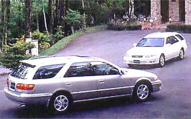 Toyota Camry Gracia 2.5Four4WD AT (1999)