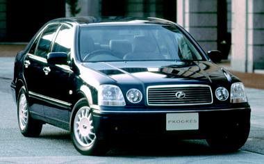 Toyota Progres NC250iR VERSION AT 2.5 (1998)