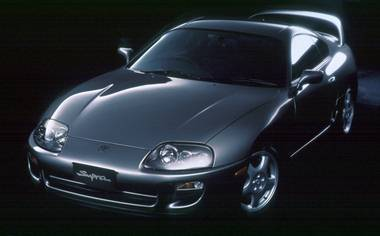 Toyota Supra RZ-SECAT AT (1997)