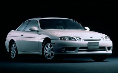 Toyota Soarer 2.5GT-TLPACKAGEECAT AT (1999)