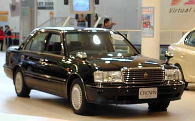 Toyota Crown Sedan ROYALSALOON G AT 3.0 (1999)