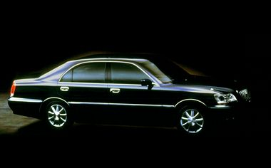 Toyota Crown Majesta C TYPE AT 4.0 (1999)