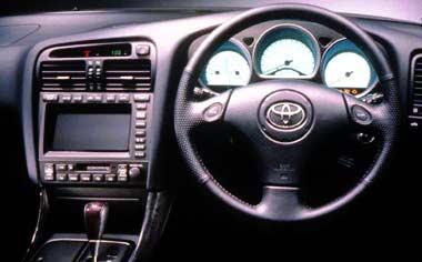 Toyota Aristo 3