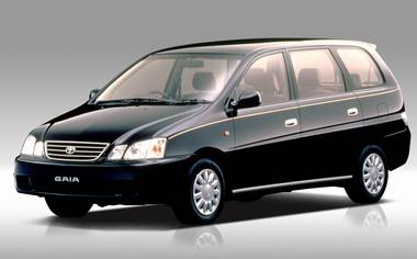 Toyota Gaia LIMITED NAVI SPECIAL AT 2.0 6PASS (2000)
