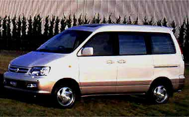 Toyota Townace Noah FIELDTOURERAUTOSTDROOF AT 2.2 Diesel (2001)