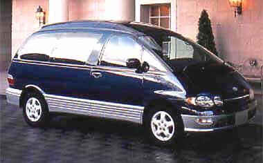 Toyota Estima Lucida 1