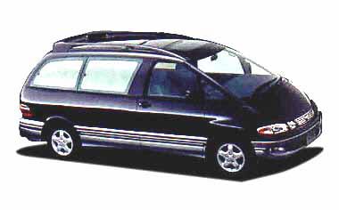 Toyota Estima Emina 1