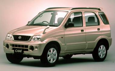 Toyota Cami Q AERO VERSION4WD AT (2000)