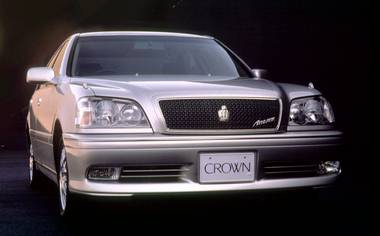 Toyota Crown Athlete Series ATHLETE FOUR PREMIUMSPORT SEL 4WD AT 2.5 (2000)