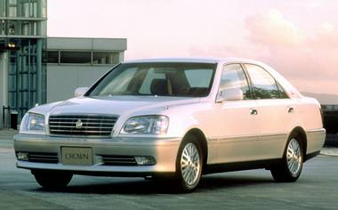 Toyota Crown Royal Series ROYALEXTRALIMITED(AT 2.5) (2000)