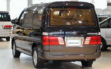 Toyota Grand Hiace 3