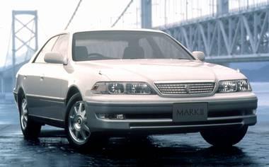Toyota Mark II GRANDE G AT 3.0 (1998)