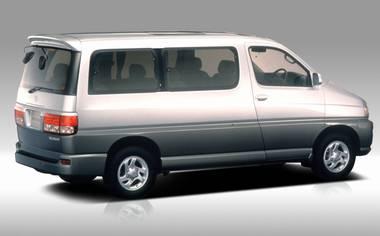 Toyota Regius Wagon 2