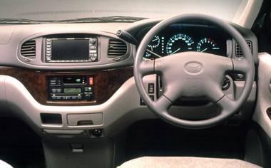 Toyota Regius Wagon 3