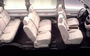 Toyota Regius Wagon 4