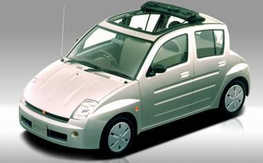 Toyota Will Vi CINDERELLA PEARL AT (2001)