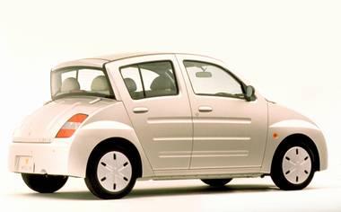 Toyota Will Vi 2