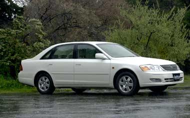 Toyota Pronard 3.0 L AT (2000)