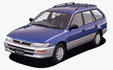 Toyota Sprinter Wagon
