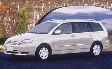 Toyota Corolla Fielder X AT 1.5 (2000)