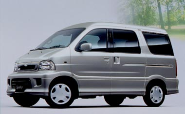 Toyota Sparky X J PACKAGE 4WD AT (2000)