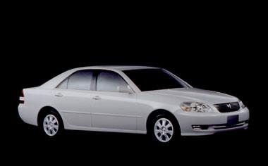 Toyota Mark II GRANDE REGALIA NAVI PACK AT 2.0 (2000)