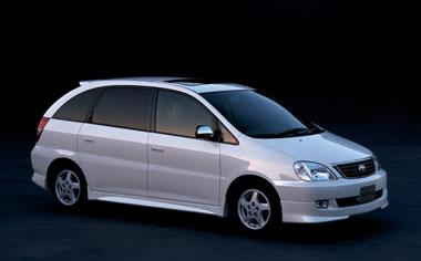 Toyota Nadia 1