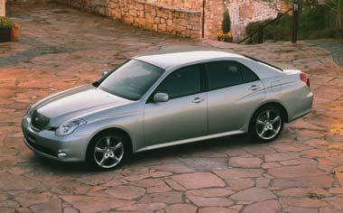 Toyota Verossa 1