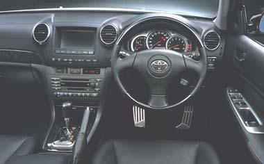 Toyota Verossa 3