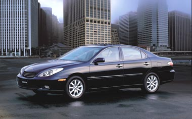 Toyota Windom 3.0G LIMITED EDITION BLACK SELECTION AT (2001)