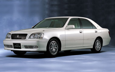 Toyota Crown Athlete Series ATHLETE V PREMIUM AT 2.5 (2001)