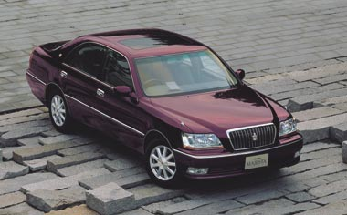 Toyota Crown Majesta 3.0 A TYPE AT (2001)