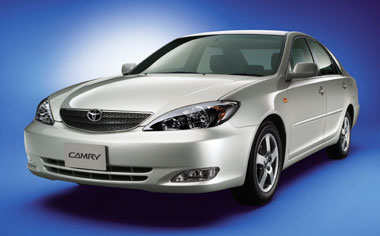 Toyota Camry TOURING AT (2001)